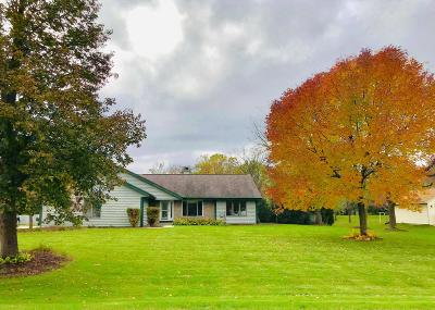Oconomowoc Single Family Home Active Contingent With Offer: N65w34999 Baltic Pass