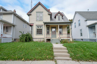 Racine County Single Family Home For Sale: 1522 Holmes Ave