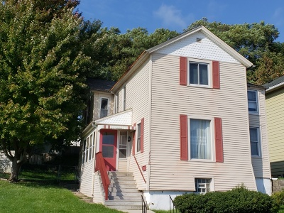 Racine Single Family Home For Sale: 1112 N Wisconsin St