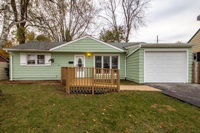 Milwaukee Single Family Home For Sale: 6423 W Bennett