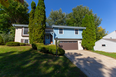 Waukesha Single Family Home Active Contingent With Offer: 816 Magnolia Dr