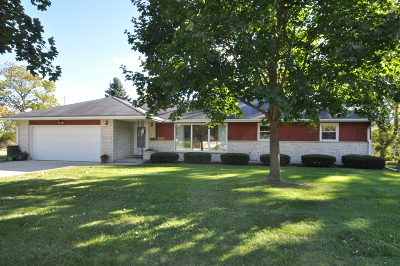 Mukwonago Single Family Home For Sale: 303 Macarthur Dr