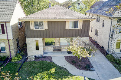 Wauwatosa Two Family Home Active Contingent With Offer: 2572 N 62nd St #2574