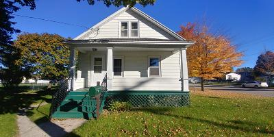Single Family Home Active Contingent With Offer: 802 Cleveland Ave