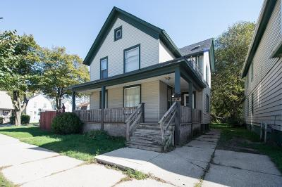 Racine County Two Family Home For Sale: 1707 Franklin St.