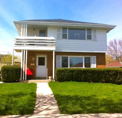 Milwaukee County Two Family Home For Sale: 2865 S 67th Street #2867