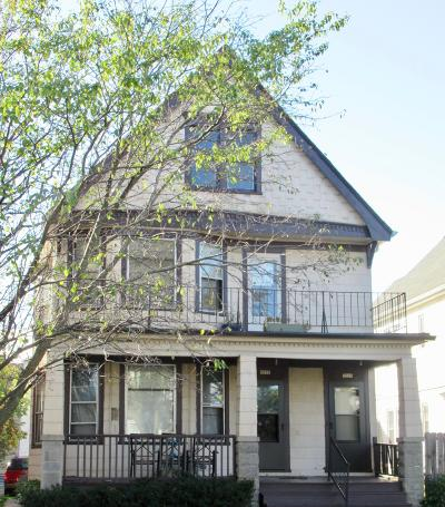 West Allis Two Family Home For Sale: 1569 S 77th St #1571
