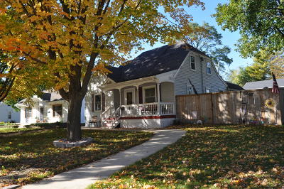 Racine County Single Family Home For Sale: 508 W State St