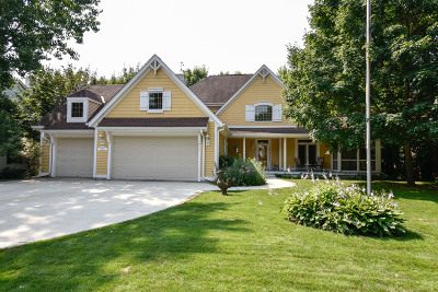 New Berlin WI Single Family Home For Sale: $559,000