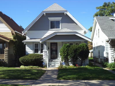 Milwaukee Single Family Home For Sale: 3767 N 12th St