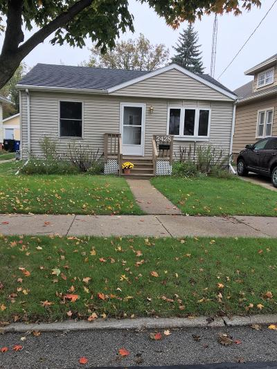 Racine County Single Family Home For Sale: 2428 Jerome