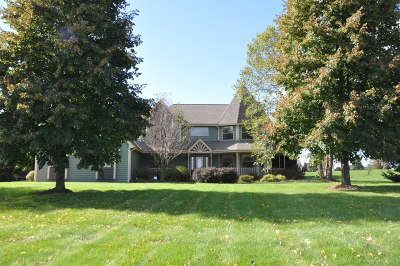 Eagle WI Single Family Home For Sale: $445,000