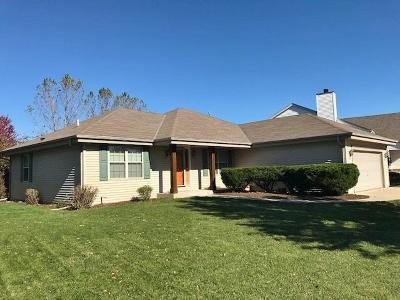 Waukesha County Single Family Home For Sale: 3632 Stillwater Cr