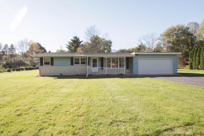 Waukesha County Single Family Home For Sale: 5211 S Nicolet Dr
