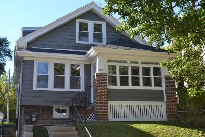 Milwaukee County Single Family Home For Sale: 2961 S Herman St