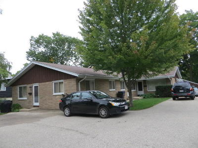 Waukesha Two Family Home For Sale: 221 Spring St #223 &amp