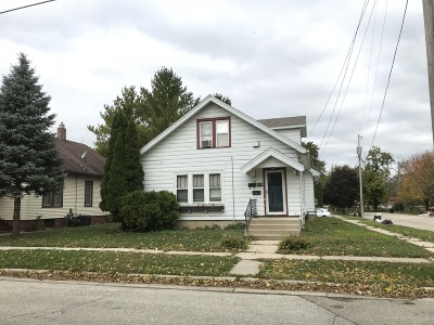 Racine County Two Family Home For Sale: 532 E Jefferson St #534