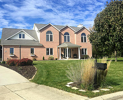 Menomonee Falls Single Family Home Active Contingent With Offer: W154n5379 Blair Ct