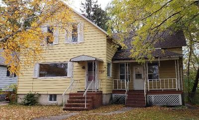 Single Family Home For Sale: 223 Terrace Ave