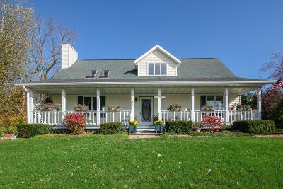 Campbellsport Single Family Home For Sale: W3341 Spring Dr
