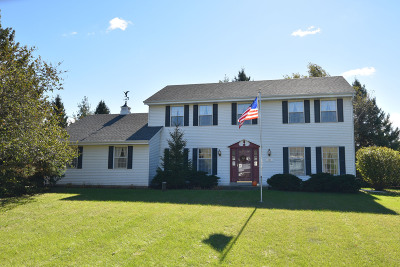 West Bend Single Family Home Active Contingent With Offer: 281 Connie Dr