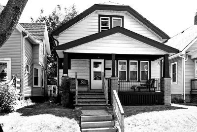 West Milwaukee WI Single Family Home For Sale: $109,900