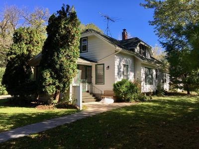 Cambridge Single Family Home Active Contingent With Offer: 205 Lawn St