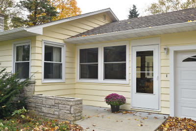 Hartland Single Family Home Active Contingent With Offer: N55w30643 County Road K