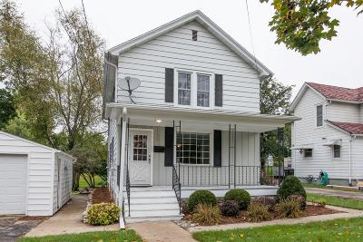 Mayville Single Family Home Active Contingent With Offer: 440 Dayton St