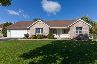 Jefferson Single Family Home Active Contingent With Offer: 677 Fairway Cir