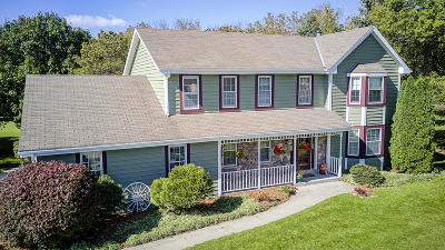 Grafton Single Family Home Active Contingent With Offer: 390 W Juniper Dr