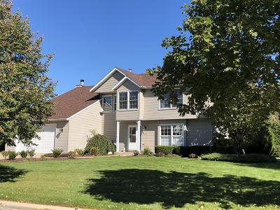 Pleasant Prairie WI Single Family Home For Sale: $345,000
