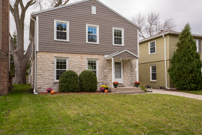 Whitefish Bay Single Family Home For Sale: 5049 N Kent Ave