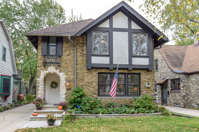Shorewood Single Family Home For Sale: 2105 E Lake Bluff Blvd