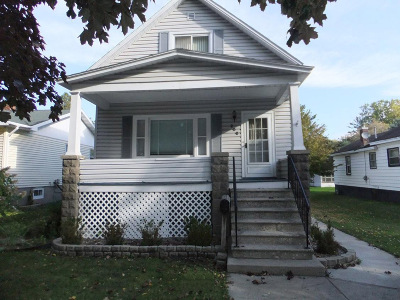 Single Family Home Active Contingent With Offer: 208 Terrace Ave