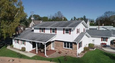 Watertown Single Family Home Active Contingent With Offer: 105 Emerald St