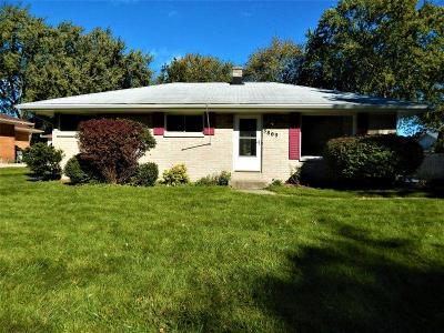 South Milwaukee Single Family Home For Sale: 3809 9th Ave
