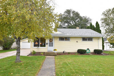 Grafton Single Family Home Active Contingent With Offer: 1137 3rd Ave