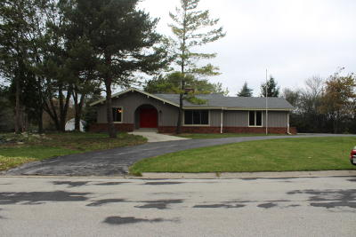 Germantown Single Family Home Active Contingent With Offer: W169n9963 Nigbor Dr