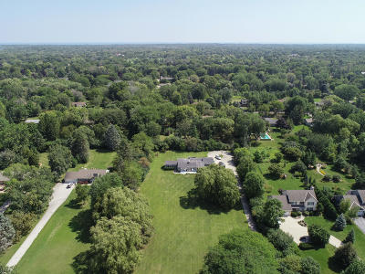 Mequon Residential Lots & Land Active Contingent With Offer: 10934 N River Rd
