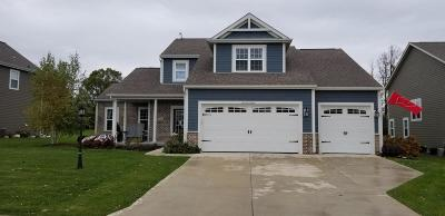 Germantown Single Family Home Active Contingent With Offer: N117w17878 Augusta Ct