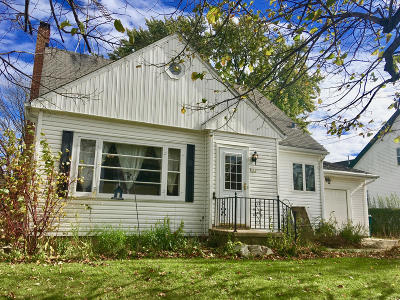 Campbellsport Single Family Home Active Contingent With Offer: 312 N Elm St