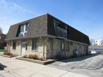 Grafton Multi Family Home Active Contingent With Offer: 1415 12th Ave #1417