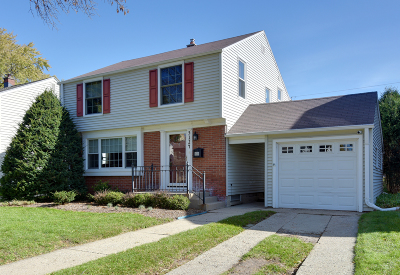 Whitefish Bay Single Family Home Active Contingent With Offer: 5124 N Shoreland Ave