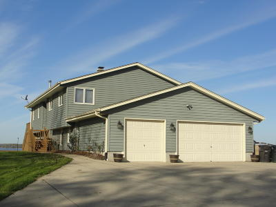 Wind Lake Single Family Home For Sale: 7710 E Wind Lake Rd