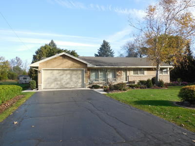 Menomonee Falls Single Family Home Active Contingent With Offer: N87w15380 Kings Hwy