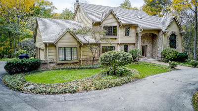 Saukville Single Family Home For Sale: 4645 County Road Y