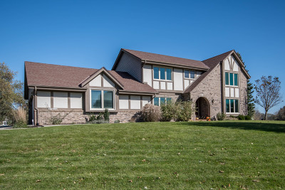 Sussex Single Family Home Active Contingent With Offer: W237n5956 Hastings Ln
