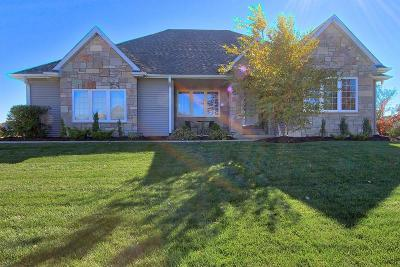 Pleasant Prairie WI Single Family Home For Sale: $439,000
