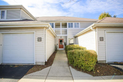 Oak Creek Condo/Townhouse Active Contingent With Offer: 853 W Puetz Rd